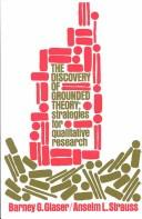 Download The discovery of grounded theory
