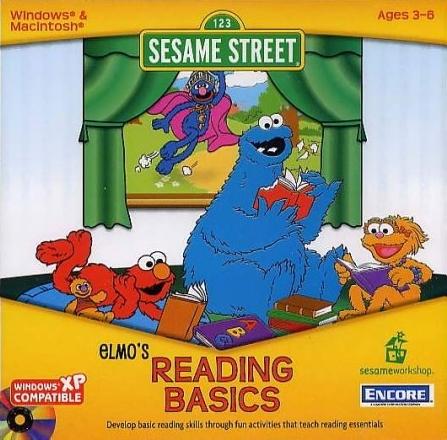 Sesame Street: Elmo's Reading Basics (1998)