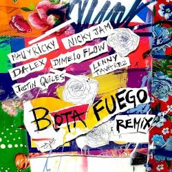 Mau Y Ricky Ft. Nicky Jam, Dalex, Justin Quiles Y Lenny Tavarez - Bota Fuego Remix