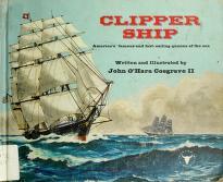 Cover of: Clipper ship | John O'Hara Cosgrave