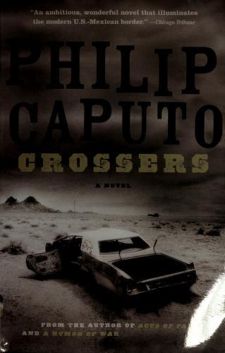 Cover of: Crossers (Vintage Contemporaries)   Philip Caputo
