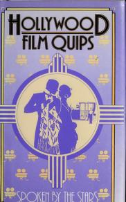 Cover of: Hollywood film quips | Susan Teltser-Schwarz