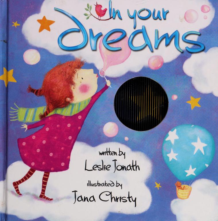 In your dreams by Leslie Jonath