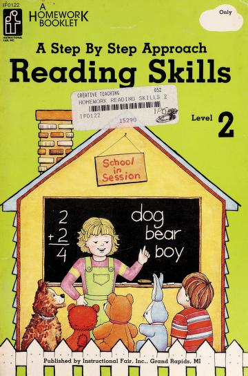 Reading Skills *Level 2 (A Step-By-Step Approach) by Doris Rikkers